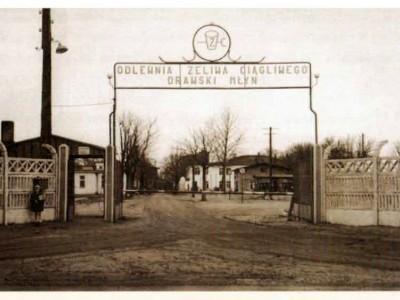 stare zdjęcie fabryki